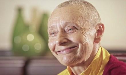O que aprendi no coração da vida | Jetsunma Tenzin Palmo into the heart of life