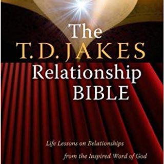 The T.D. Jakes Relationship Bible T D Jakes epub