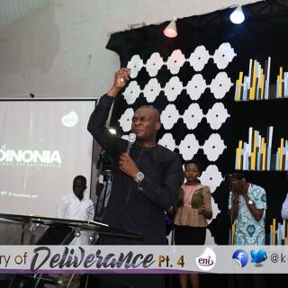 Download Thy Kingdom Come with Apostle Joshua Selman at www.sbicconnect.com