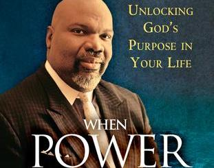 Download When Power Meets Potential Unlocking God's Purpose in Your Life By T D Jakes