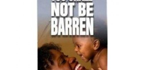 Download You Shall Not Be Barren By Bishop David Oyedepo