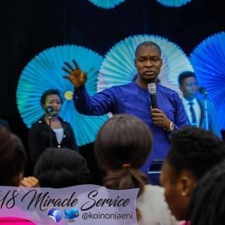 August 2018 Miracle Service Koinonia with Apostle Joshua Selman