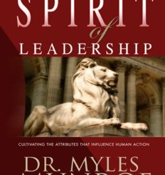 Download Spirit Of Leadership by Myles Munroe