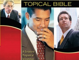Download The Businessman's Topical Bible by Mike Murdock