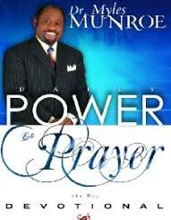 Download Daily Power and Prayer Devotional By Myles Munroe