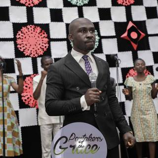 Download Partakers of the Grace Koinonia with Pastor Meshach Alfa Ileanwa
