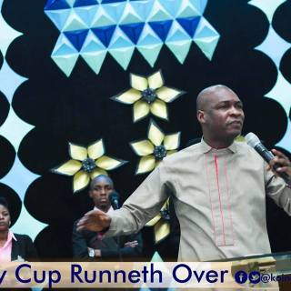 My Cup Runneth Over Koinonia Apostle Joshua Selman