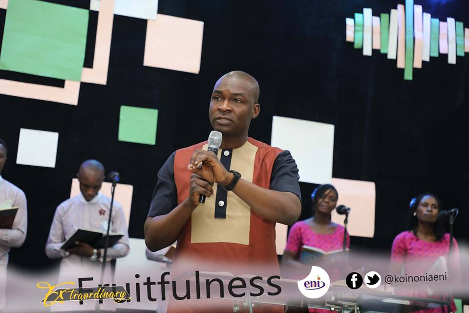 Download Extraordinary Fruitfulness First Koinonia Service For 2019 Apostle Joshua Selman