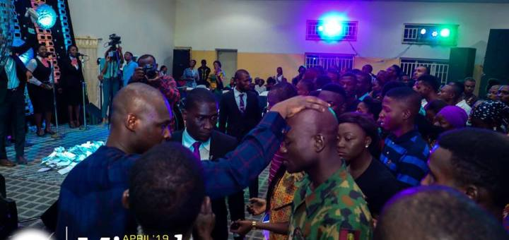 Download April 2019 Miracle Service - Grand Finale of Seven Days Koinonia Revival with Apostle Joshua Selman Nimmak