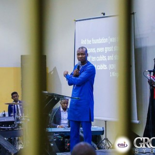 Download Growth Systems Koinonia with Apostle Joshua Selman Nimmak