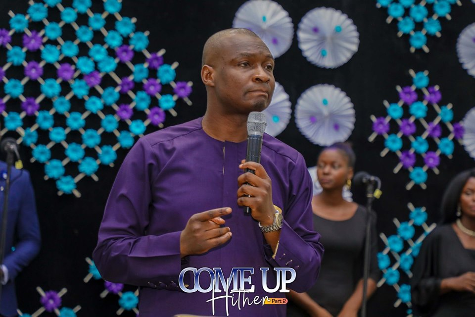 Download Come Up Hither Part Two Koinonia with Apostle Joshua Selman Nimmak
