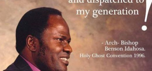Download Mount Up with Wings as Eagles By Archbishop Benson Andrew Idahosa