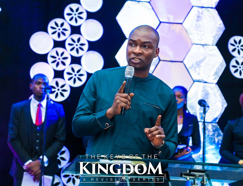 Download The Keys of The Kingdom (Revision Series) Koinonia with Apostle Joshua Selman Nimmak