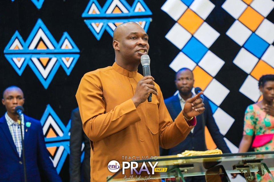 Download Teach Us To Pray Part Three Koinonia with Apostle Joshua Selman Nimmak