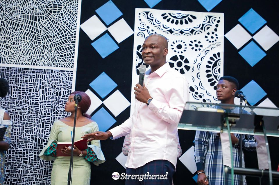 Download Strengthened Koinonia with Apostle Joshua Selman Nimmak