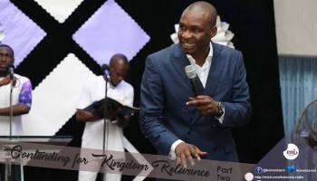 Download Contending For Kingdom Relevance Part Two Koinonia with Apostle Joshua Selman