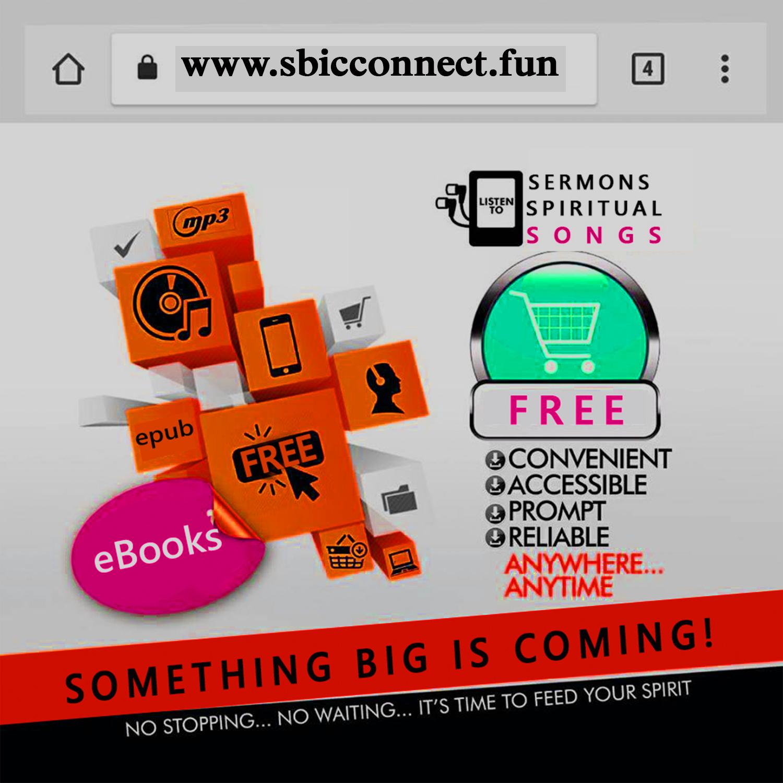 SBIC CONNECT - Download Apostle Joshua Selman, Koinonia Messages