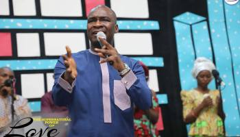 Download Koinonia 2019 Audio Messages with Apostle Joshua Selman