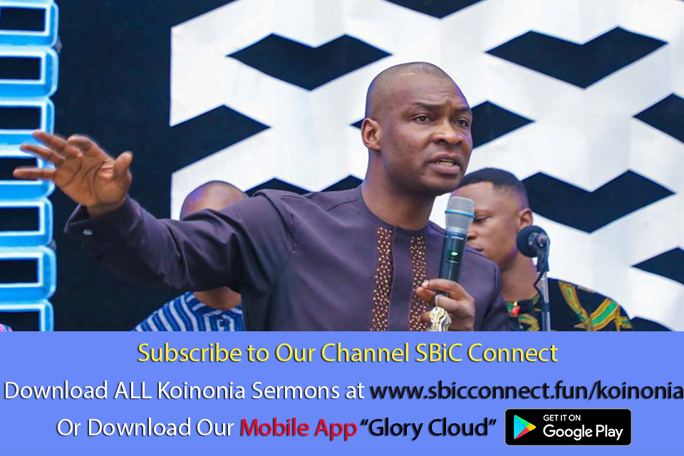 Download Stay Fresh-Pray Podcast Koinonia with Apostle Joshua Selman Nimmak