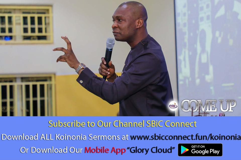 Download The Secret to Spiritual Hunger Podcast Koinonia with Apostle Joshua Selman Nimmak