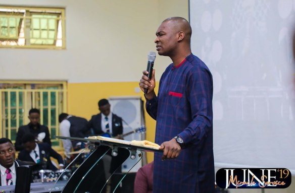 Download June 2019 Miracle Service Koinonia with Apostle