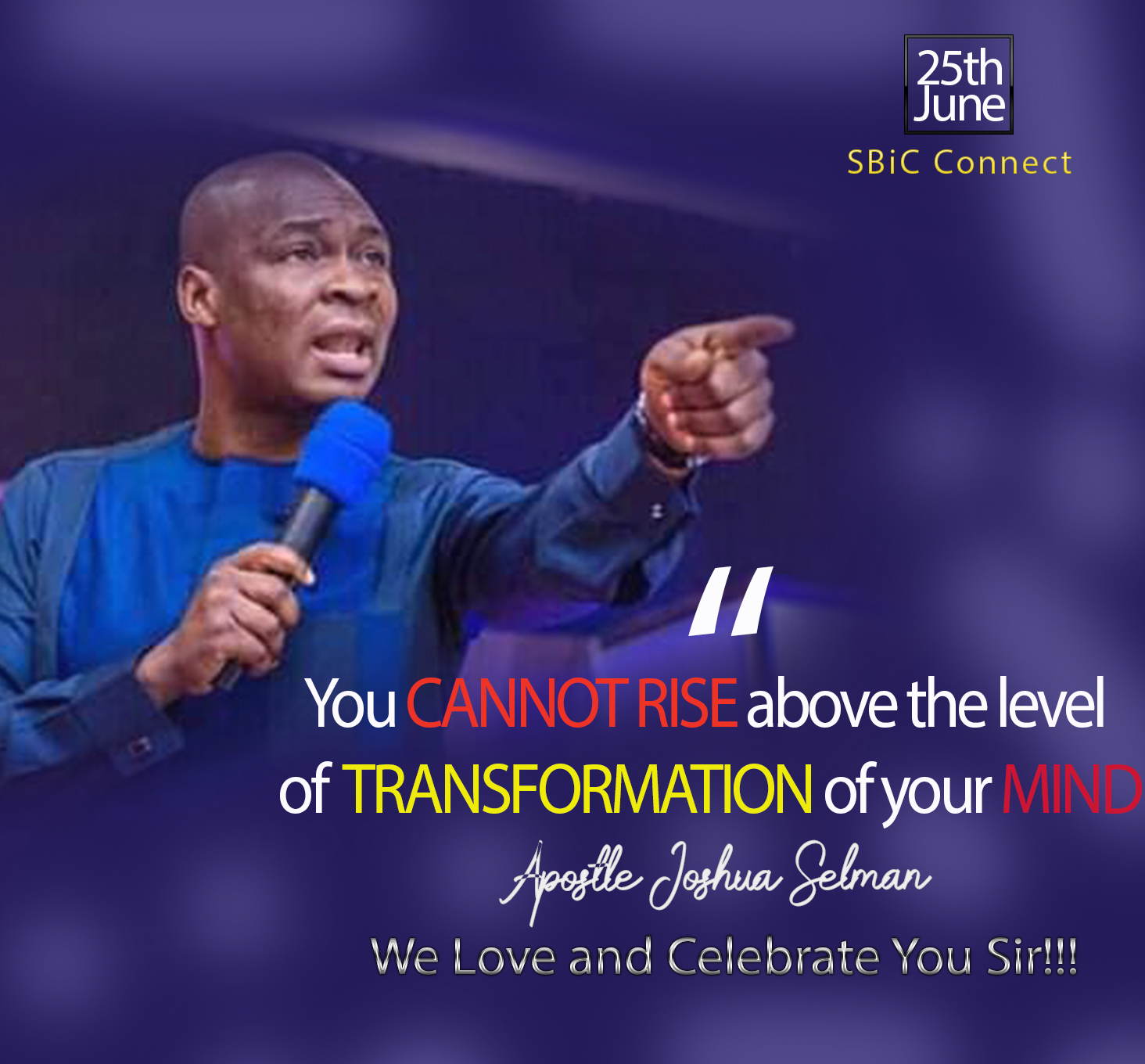 How I Met Apostle Joshua Selman and His Messages That Blessed Me By Emeka Uche