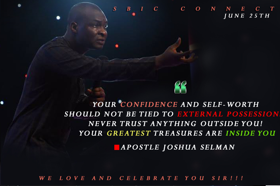 Download External Ministration: Avalanche of His Presence at HoTR Minnna with Apostle Joshua Selman Nimmak
