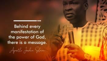 Koinonia February Miracle Service 2021 with Apostle Joshua Selman Nimmak
