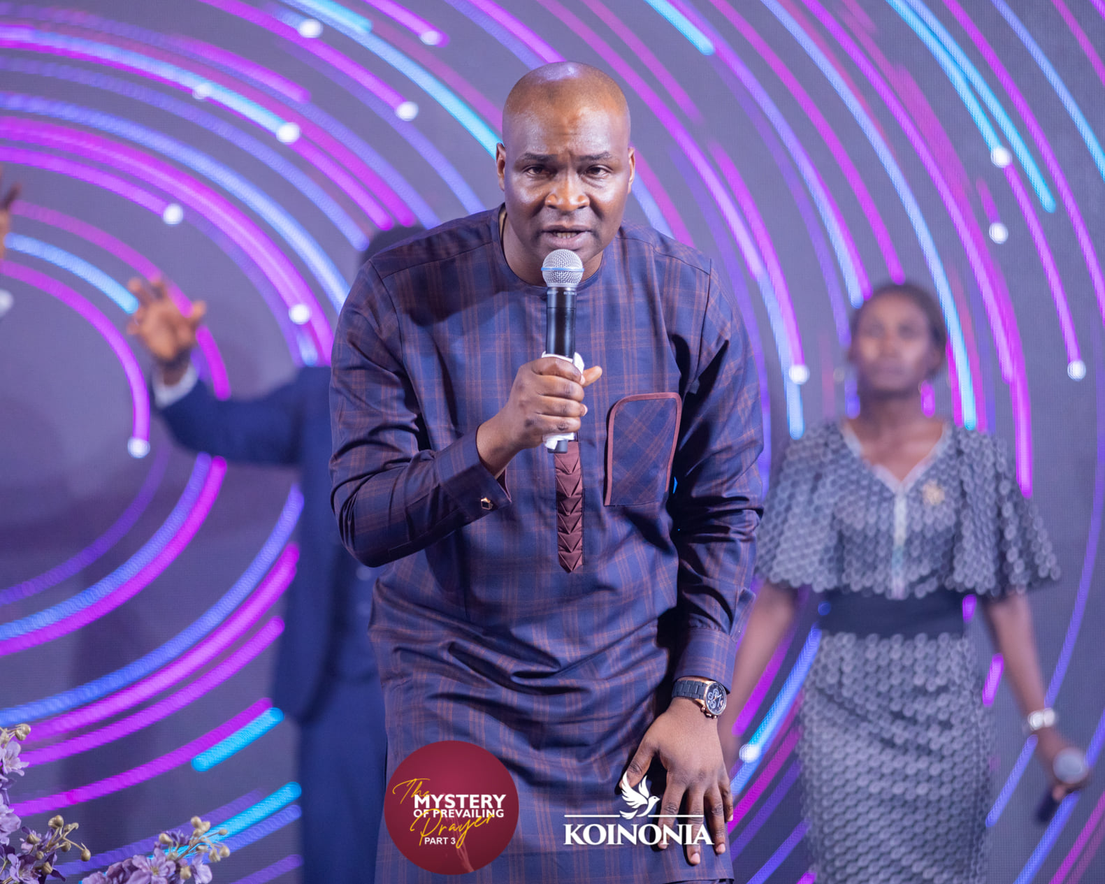 Download The Mysteries of The Kingdom Koinonia Abuja Sermon with Apostle Joshua Selman
