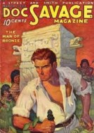 Doc Savage Magazine #1 (March 1933).