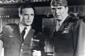 Reuters Marlon Brando (l) and James Garner