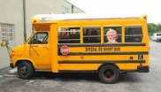 All 1989 Chevrolet G30 Short School Bus Buses Available for Showing by Appointment Only