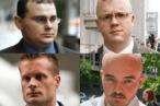 Blackwater guards receive long sentences for killing Iraqis.