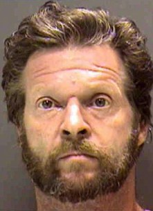 Kevin Koscielniak, 52, faces 14 years in prison for beating his employer's dog to... hour. If I were a tree I'd be lit.