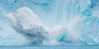 antarctic ice would melt completely if all fossil fuels get burned