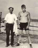 DeForest in the morning; Boxer's Dempsey, he snaps your neck.