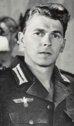 A Young Ronald Reagan in Desperate Journey