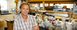 Paul Jensen, associate research scientist, Center for Marine Biotechnology and Biomedicine, Scripps Institution of Oceanography, UC San Diego (July 21, 2010)