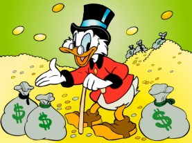 scrooge-mcduck or CUNTS pinning this on you. see how they've...