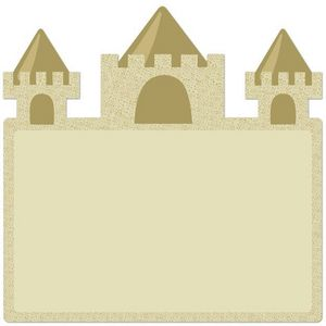 Sand Castle Die Cut Paper by Creative Imaginations