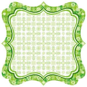 Celtic Border Die-cut Paper - Best Creation