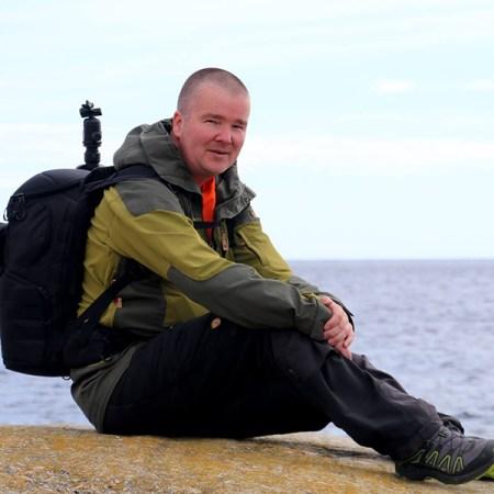 Fotograf Mattias Mårdner hos Örnsköldsviks Brukshundklubb