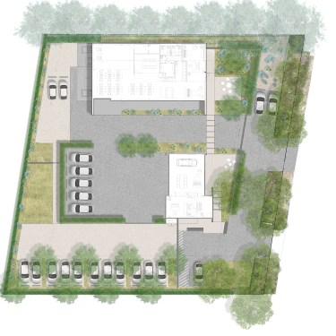 Cross Creek Design Campus