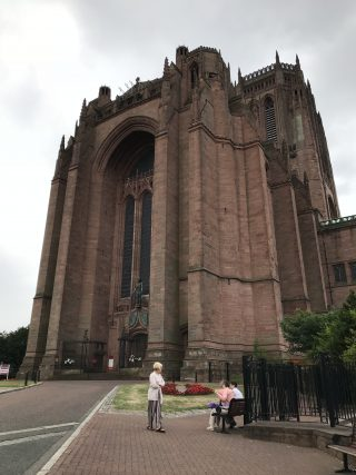 Una chiesa inglese