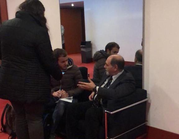 Intervista a Guidoni