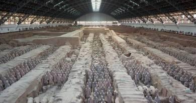 L'Esercito di terracotta in Italia!