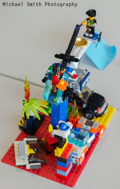 SBLUG Iron Builder August 2015