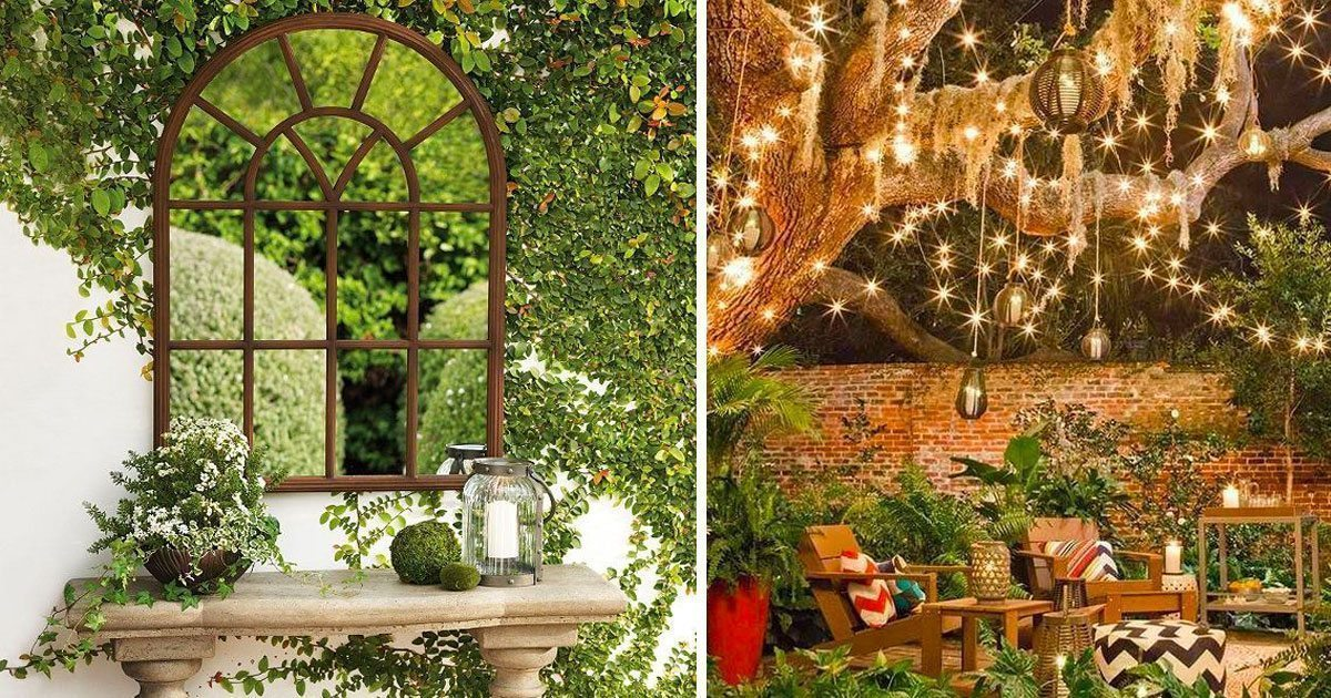 Ideas To Create A Magical Backyard Sanctuary on Magical Backyard Ideas id=22658