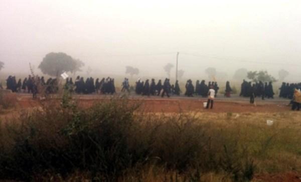 A Shi'a procession. Image: Yusuf Spmmoi.
