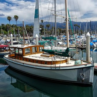 Santa Barbara Historic Boat - The Ranger